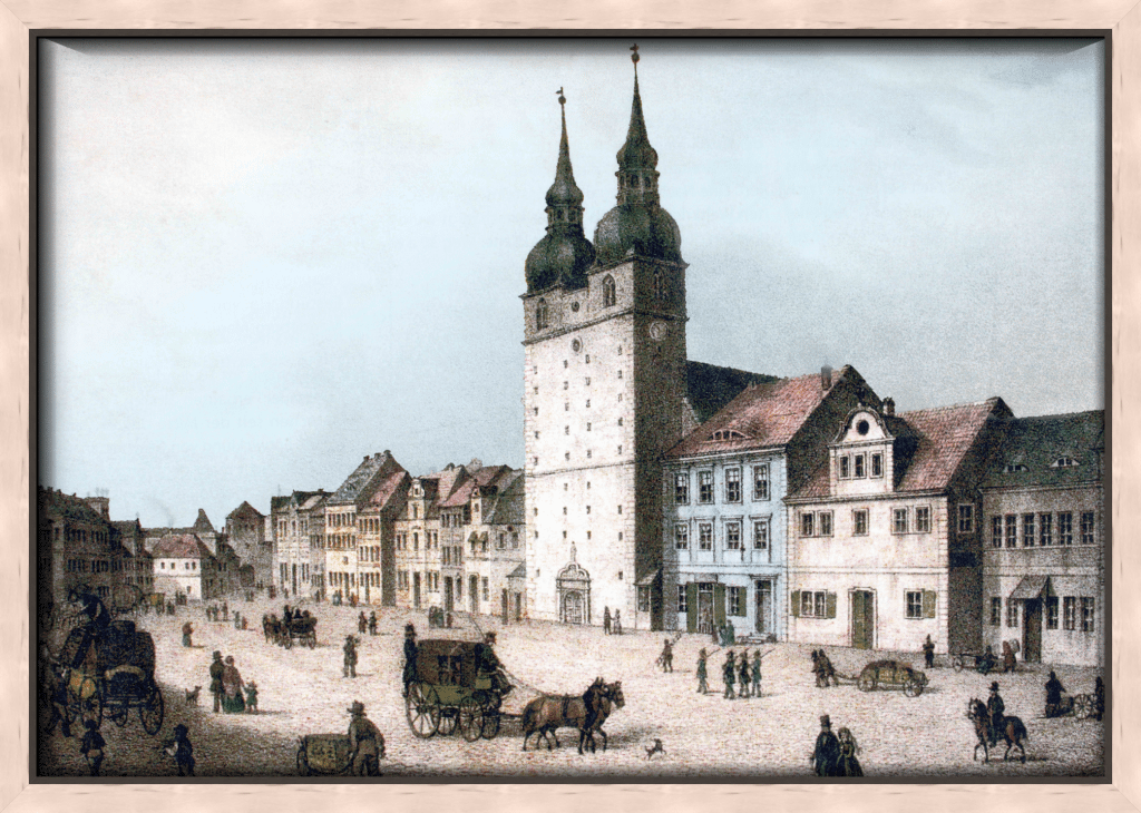 Bilderrahmen und Leinwände - Historienbilder