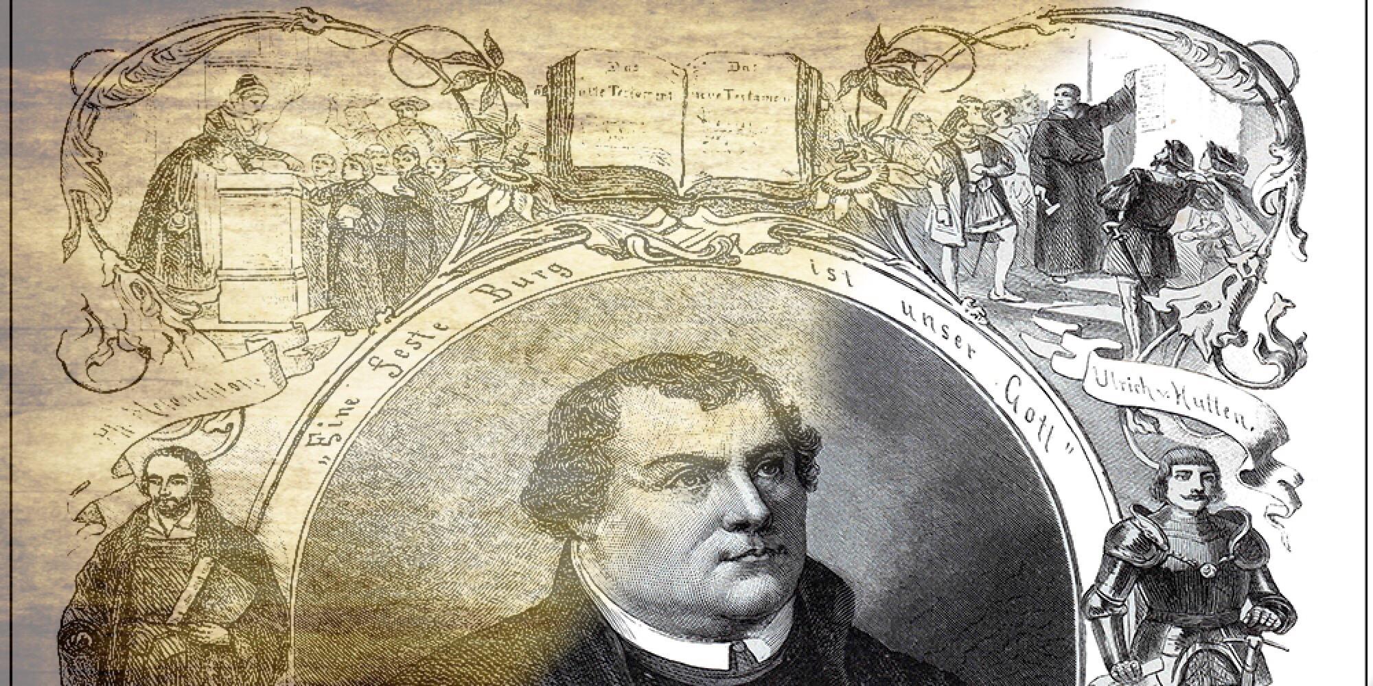 Historische Bilder: Martin Luther und die Reformation